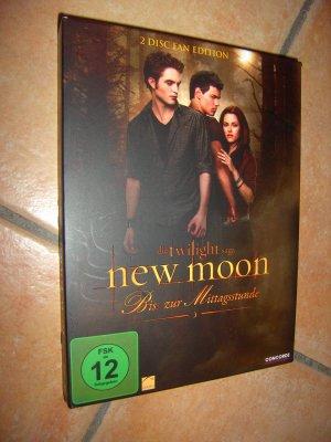 die twilight saga new moon biss zur mittagsstunde chris weitz film gebraucht kaufen. Black Bedroom Furniture Sets. Home Design Ideas