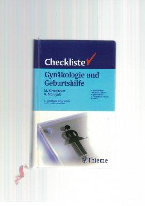 checkliste gynaekologie b cher gebraucht antiquarisch neu kaufen. Black Bedroom Furniture Sets. Home Design Ideas