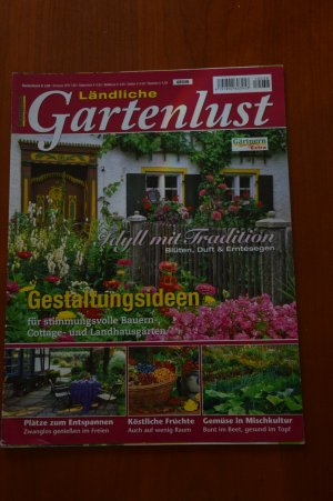 l ndliche gartenlust extra zeitschrift g rtnern leicht. Black Bedroom Furniture Sets. Home Design Ideas