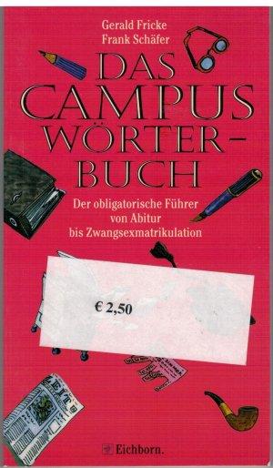 Das Campus- Wörterbuch.