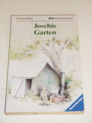 """""""Joschis Garten"""" einen sommer lang ist joschi glücklich mit seinem garten - doch dann ..."""