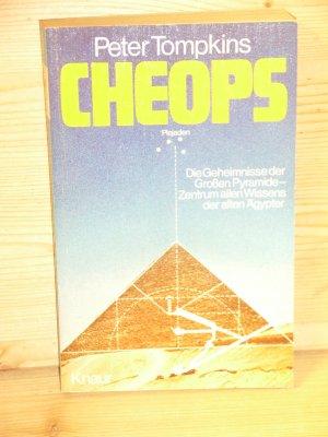 """""""Cheops"""" die geheimnisse der großen pyramide - zentrum allen wissens der alten ägypter"""