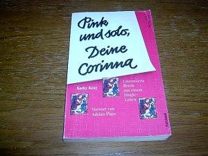 Pink und solo - Deine Corinna