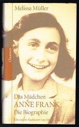 gebrauchtes buch mller melissa das mdchen anne frank - Anne Frank Lebenslauf