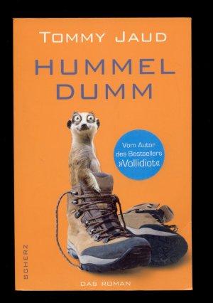 """""""Hummeldumm / Das Roman"""" (Jaud Tommy) – Buch gebraucht ..."""