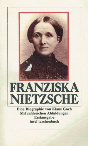 isbn 9783458333234 franziska nietzsche ein. Black Bedroom Furniture Sets. Home Design Ideas