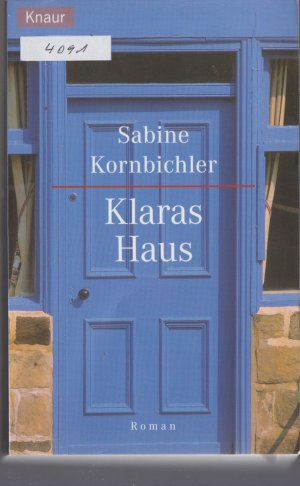 klaras haus roman sabine kornbichler buch gebraucht. Black Bedroom Furniture Sets. Home Design Ideas