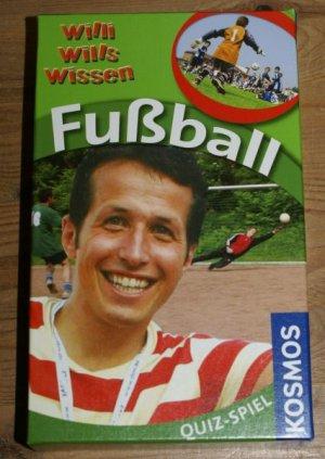 Willi Wills Wissen Fussball Quiz Spiel