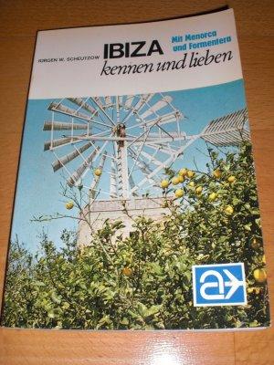 Ibiza kennen und lieben - Mit Menorca und Formentera  Reiseführer