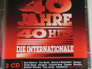 40 Jahre-40 Hits / Die Internationale