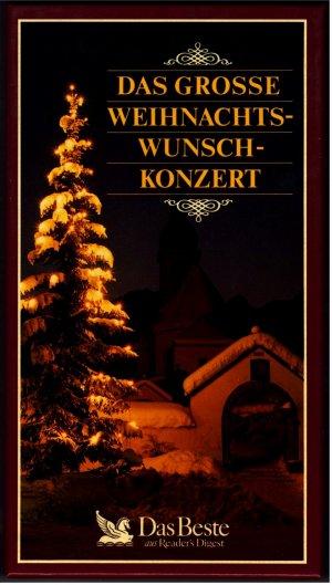 3 x MC : Das große Weihnachtswunschkonzert - Weihnachten mit beliebten Schlagerstars