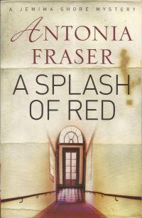A Splash of Red (Jemima Shore)