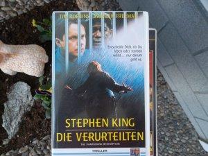 """Die Verurteilten, """"US-Knast-Thriller"""",  Tom Robbins, Morgan Freeman, gut erh. """"VHS-Kassette"""""""