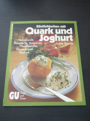Kostlichkeiten Mit Quark Und Joghurt Verlockende Rezepte Fur
