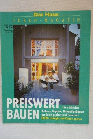 Charming Gebrauchtes Buch U2013 U2013 Das Haus   Ideen Magazin Spezial   Preiswert Bauen Als  Deutsch  Vergrößern