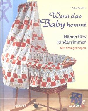 """Wenn das Baby kommt: Nähen fürs Kinderzimmer"""" (Petra Daniels ..."""