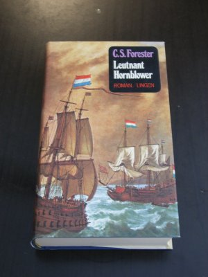 """""""leutnant hornblower"""" roman"""