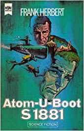 Bildtext: Atom-U-Boot S 1881 von Herbert, Frank