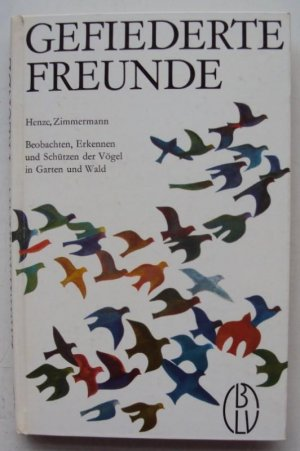 Bildtext: Gefiederte Freunde von Henze, Zimmermann