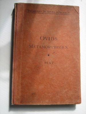 Ovids Metamorphosen (in Auswahl)