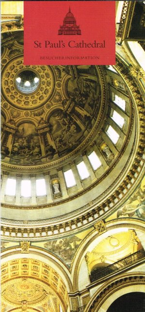 St. Paul's Cathedral - Besucherinformation