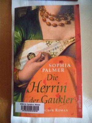 Die Herrin der Gaukler - ehemaliges Büchereiexemplar