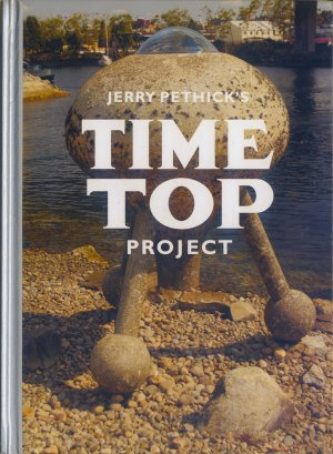 Bildtext: Jerry Pethicks Time Top Project von Scott Watson, Jack Jeffrey