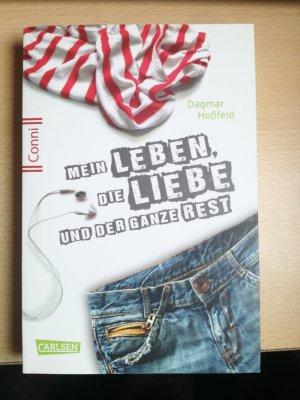 Conni 15 1 Mein Leben Die Liebe Und Der Ganze Rest Dagmar Hossfeld Buch Gebraucht Kaufen A02hwj0c01zzn