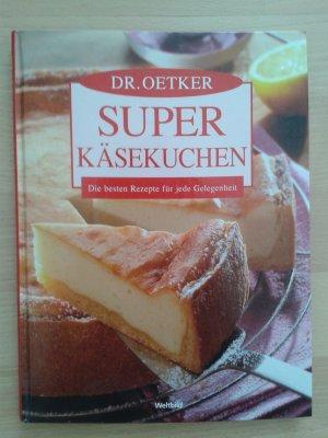 Dr Oetker Super Kasekuchen Jaqsmin Gromzik Buch Gebraucht
