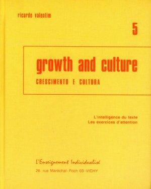 Bildtext: Growth and culture - Crescimento e cultura von Ricardo Valentim Ricardo Nicolau Isla Leaver-Yap