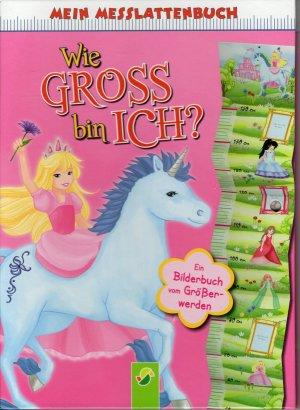"""Mein Messlattenbuch: Wie gross bin ich"""" (Carola von Kessel) – Buch ..."""