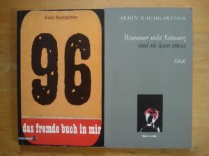 2 Bände - Baumgartner, Armin