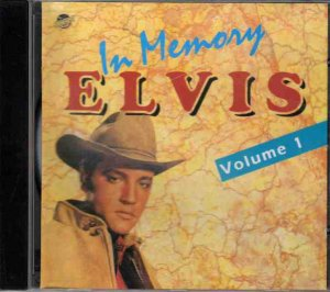 Elvis Presley - In Memory - Volume 1 - CD