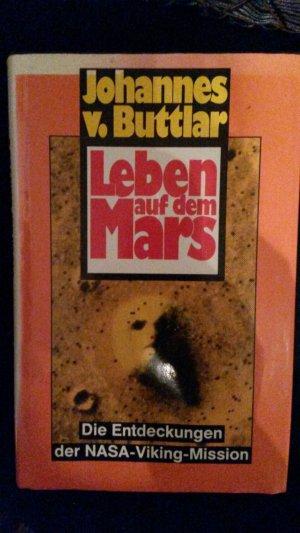 Leben auf dem Mars Die Entdeckungen der NASA-Viking-Mission