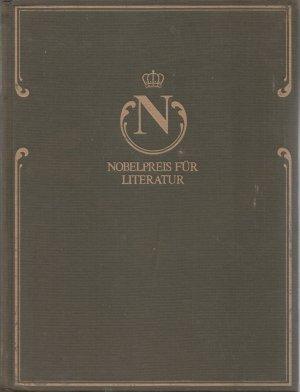 Nobelpreisträger Für Literatur