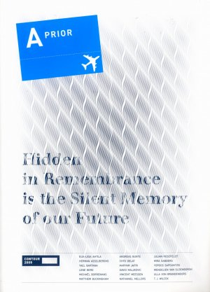 Bildtext: Contour 2009, 4th biennial of Moving Image - A prior magazine extra issue # 3 von Katarina Gregos, Marc Gloede, EIJA-LIISA AHTILA, HERMAN ASSELBERGHS, YAEL BARTANA, LENE BERG, MICHAEL BORREMANS, MATTHEW BUCKINGHAM, ANOREAS BUNTE, CHTO DELAT, MARYAM JAFRI, DAVID MAUKOVIC, VINCENT MEESSEN, NATHANIEL MELLORS, JULIAN ROSEFELDT, MIRA SANDER