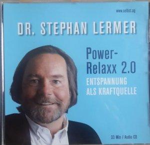 Power-Relaxx 2.0 (1 Audio-CD) - Dr. Stephan Lermer