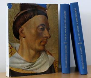 Die französische Malerei - 3 Bände Das 19. Jahrhundert (1962) Von Fouquet bis zu Poussin (1963) Von Le Nain bis zu Fragonard (1964)