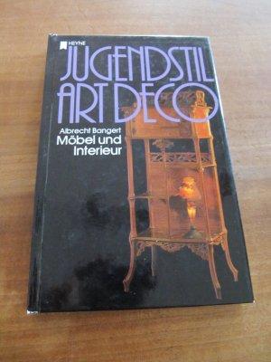 "Jugendstil / Art déco / Möbel und Interieur"" (Albrecht Bangert ..."