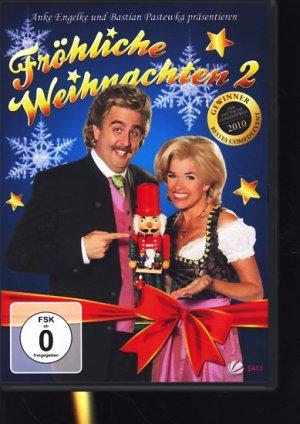 Frohe Weihnachten Film.Fröhliche Weihnachten 2 Anke Engelke Bastian Pastewka Dvd Fsk Ab 0 Freigegeben
