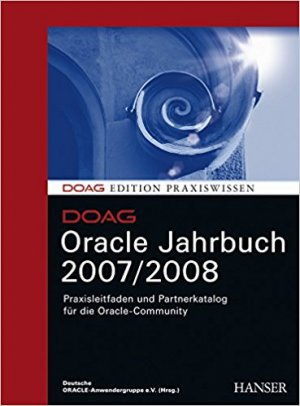 Bildtext: DOAG Oracle Jahrbuch 2007/2008 von