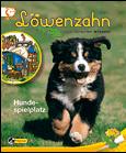 Bildtext: Hundespielplatz von Löwenzahn