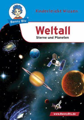 Bildtext: Benny Blu - Weltall - Sterne und Planeten von