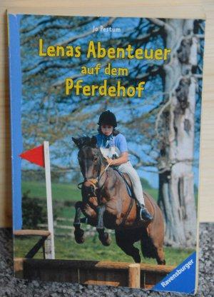 Lenas Abenteuer auf dem Pferdehof