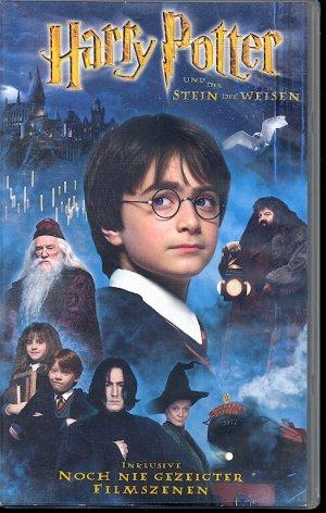 Harry Potter Und Der Stein Der Weisen Vhs