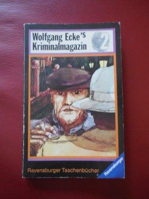 WOLFGANG  ECKE'S  KRIMINALMAGAZIN  2
