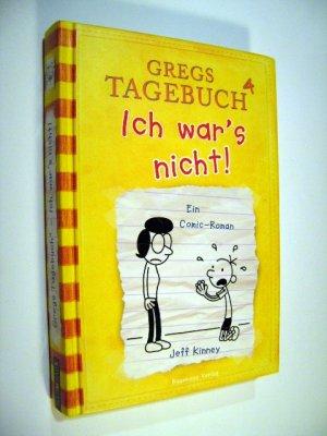 Gregs Tagebuch 4