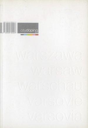Bildtext: Warszawa, Warsaw, Warschau, Varsovie, Varsovia (Polska wersja jezykowa) von Marcin Przybylski