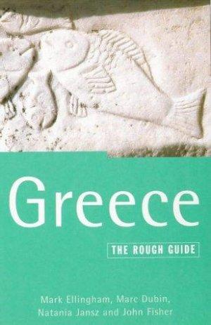 Bildtext: Greece: The Rough Guide von Mark Ellingham, Marc Dubin, Natania Jansz
