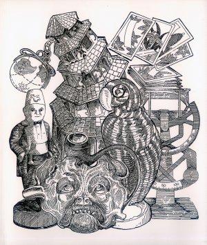 Bildtext: Ballary Marvels von Lynne Warren, Ellen Lanyon
